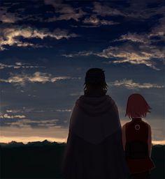 Naruto movie The Last | Sasuke x Sakura