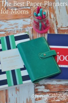 The Best Planners for Moms