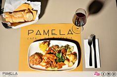 Non solo pasticceria! Da noi puoi passare le tue pause pranzo gustando piatti unici e sempre vari.   #pranzo #pasticceriapamela #modena