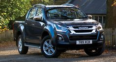 ISUZU has announced the new line-up of its D-Max pick-up truck range which arrives in the UK in spring.The revised D-Max has been extensively overhaul. New Trucks, Pickup Trucks, Top Suvs, Isuzu D Max, Nissan Titan, New Engine, Japanese Cars, Release Date, Engineering