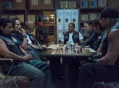 Sons of Anarchy Ends With a Bang: Find Out Who Died in the Series Finale!  Charlie Hunnam, Sons of Anarchy