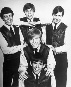 The Rolling Stones. Early 60s ;-)