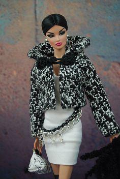 Fashion for brunettes | por dolls&fashion