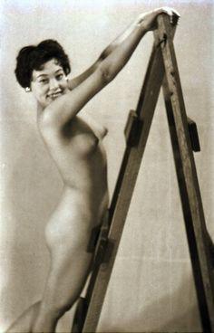 Kansuke Yamamoto, 1955.©Toshio Yamamoto