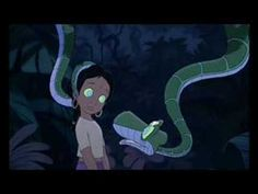 This is the encounter Kaa has with Shanti in the Jungle Book Fun Clip Videos : India Launches 'Strikes Against Terrorists': The Newshour Debate Sep) All Disney Movies, Disney Xd, Disney Junior, Disney Magic, Disney Pixar, Disney Stuff, Kaa The Snake, The Jungle Book 2, Girls Characters