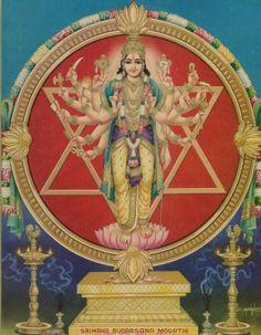 Sri Sudarshana Chakra