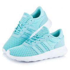 393c83ddc44d Dámské tenisky ADIDAS LITE RACER W modré – modrá Krásné dámské boty Adidas  LITE RACER W