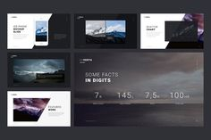 Reverta Keynote Template by Rework on Ppt Template Design, Ppt Design, Keynote Template, Google Powerpoint, Powerpoint Charts, Google Material, Keynote Design, Professional Powerpoint Templates, Phone Mockup
