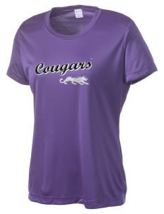 University of Sioux Falls Cougars Women's Competitor Performance T-Shirt