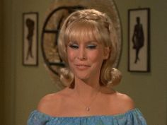 I Dream of Jeannie: Season Episode 3 The Second Greatest Con Artist in the World Sep. I Dream Of Jeannie, Episode 3, Season 3, Transgender, Eye Makeup, Two By Two, Black And White, Tv, Artist