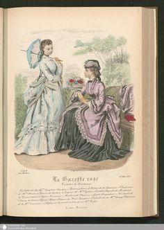 146 - No 15 - La Gazette rose - Seite - Digitale Sammlungen - Digitale Sammlungen