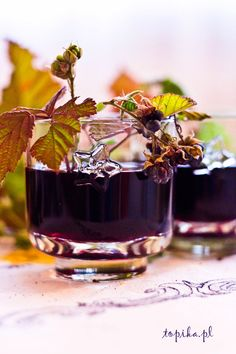 Wine Drinks, Alcoholic Drinks, Beverages, Homemade Liquor, Polish Recipes, Irish Cream, Cordial, Rum, Blackberry