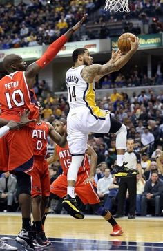 D. J. Augustin Indiana Pacers