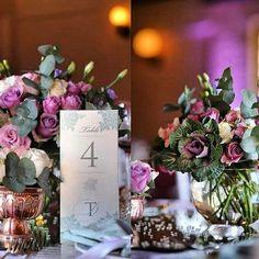 Doreen & Tonderaai's romantic tablesetting for their wedding at Glenburn Lodge in Muldersdrift. []:@precioustheplanner  #romantic #wedding #weddingdecor #mint #pink #purple #countrywedding #weddingvenue #country #pretty #dreamvenue #love #tablenumbers #flowers #instalike