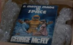 Fake books in movies that we wish we could read: A Match Made In Space by George McFly in Back to the Future