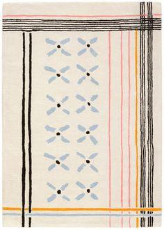 Tapis Désiré By Ines de la Fressange / 170 x 240 cm Multicolore - Toulemonde Bochart