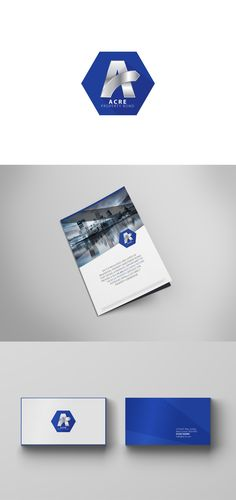 Logo Design and Brochure design for investment property firm.