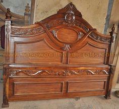 Loft Bedding For Kids - - - - - At Home Furniture Store, Bed Furniture, Dream Furniture, Beautiful Bedding Sets, West Elm Bedding, Solid Wood Platform Bed, Antique Beds, Wood Carving Designs, Bedding Master Bedroom