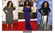 oprah body