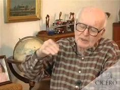 Hindenburg Survivor retells of his experience as the Hindenburg crashed in front of him