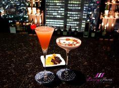 Keio Plaza Hotel Sky Bar Polestar's Hello Kitty Cocktails #keioplaza #keioplazahotel #tokyo #japan #polestar #skybar #cocktail #hellokitty #hellokitty40th #hotels #japanese #promo   #shinjuku