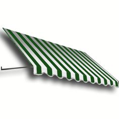 AWNTECH 50 ft. Dallas Retro Window/Entry Awning (44 in. H x 36 in. D) in