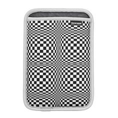 Abstract Geometric Cool 3D Black White Squares