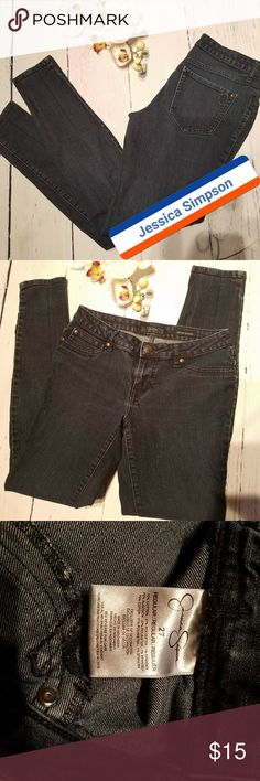 Jessica Simpson Kiss Me Jeggings 27 Non smoking home. 27 Jessica Simpson Jeans