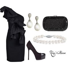 Black Beauty, created by zionsmama on Polyvore