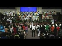 """""""For The Rest Of My Life"""" FBCG Combined Choir - YouTube"""