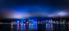 Hong Kong by night - www.kgphotography.ch