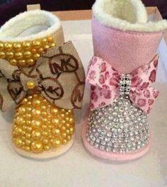 #micheal #kors #love #mk #boots #baby