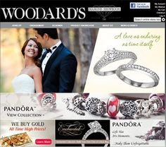 Preferred Jeweler-Woodard's Diamond Showroom offers beautiful diamond jewelry, Diamond Engagement Rings, Fashion Jewelry, Gemstone Rings and wedding bands, situated in Northgate Mall, Tullahoma, TN. Many Customers from Near location like Tullahoma, Tennessee visit the stores regularly. They also offers custom jewelry designs to their customers.