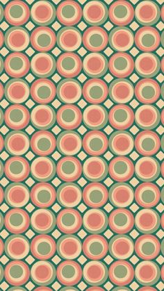Pin on Retro Patterns 60s Patterns, Graphic Patterns, Vintage Patterns, Textures Patterns, Print Patterns, Pretty Phone Wallpaper, Retro Wallpaper, Pattern Wallpaper, Wallpaper Backgrounds