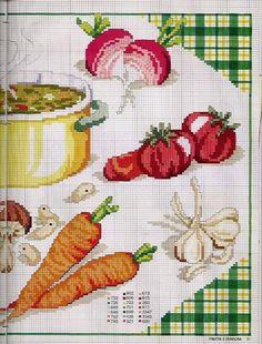 Gallery.ru / Фото #149 - EnciclopEdia Italiana Frutas e verduras - natalytretyak
