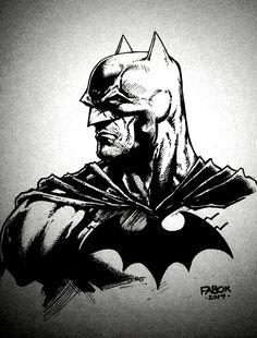 Batman by Jason Fabok Batman Drawing, Batman Artwork, Batman Wallpaper, Le Joker Batman, Superman, Gotham Batman, Batman Stuff, Batman Robin, Arte Dc Comics