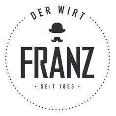 So sieht Franz der Wirt aus. Design by Studio 10. Metzger, Studio, Logos, Design, Dna, Design Comics, Study, Logo