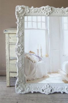 Espelhos na decora o on pinterest - Grote woonkamer design spiegel ...