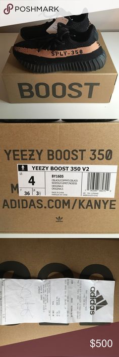 YEEZY BOOST 350 V 2 'Copper' Review! (100% Authentic)