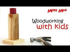 woodworking projects kids can make