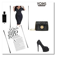 """""""YOINS"""" by hanifasemic ❤ liked on Polyvore featuring moda, Agonist y yoins"""
