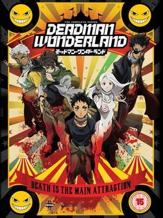 Middle school student Ganta Igarashi witnessed the slaughter of his entire class by the mysterious 'Red Man', and as the only survivor, he was labeled a mass murderer and sentenced to death. Now an inmate at the privately-owned prison and 'amusement park' known as Deadman Wonderland, Ganta must try to survive in a place where inmates are the main attraction in brutal gladiator-style games. At the same time, he must attempt to uncover the truth behind the 'Red Man', his mysterious ...