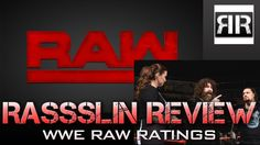Rassslin Review: Pro Wrestling News - WWE RAW Low Ratings