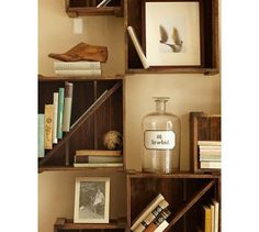 Wooden Crate Wall Ideas | Wooden Crate Ideas