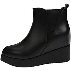 Women's High Heel Boots Round Toe Ankle Cowboy Bootie Perfect for Casual Day or Night Wear-Steplove *** Click on the image for additional details. (This is an affiliate link) #AnkleBootie