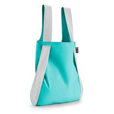 Kids Reflective Notabag is a smaller version of the Reflective Notabag, made from high visibility reflective material. Just like the original Notabag, it quickl Tote Backpack, Tote Bag, Eco Friendly Bags, Creation Couture, Fabric Bags, Shopper, Wallets For Women, Leather Bag, Shopping Bag