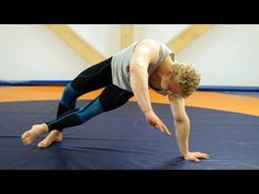 Movement Flow Routine for Fat Loss - YouTube