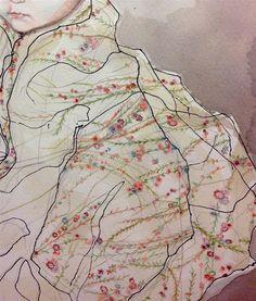 Giuseppina Maurizi - Il kimono illustration