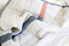 linen summer quilts by jess brown. Love these light quilts. Perfect for summer