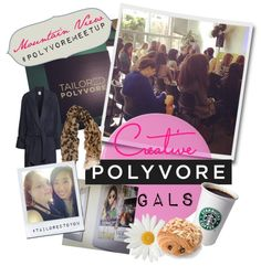 """Polyvore Meetup in Mountain View!"" by thewovenwolf on Polyvore"